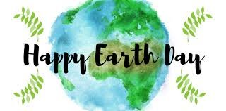 Earth Day began 1970... the Earth is 4.543 billion years old