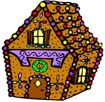 DID YOU KNOW... Gingerbread Houses were first made in Greece, 2400 BCE.