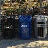 New Trash Receptacles at Chase Park (jpg)