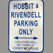 Hobbit Parking Sign (PDF)