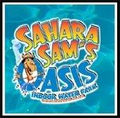 Sahara Sam's Logo