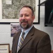 Jeff Coleman, Public Works Superintendent (jpg)
