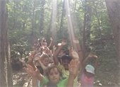 Young Stewards provides invaluable outdoors education at a wildlife sanctuary!