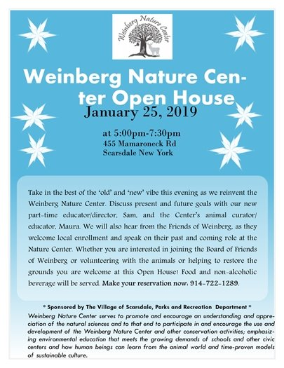 WNC Open House