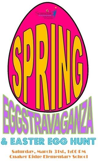Spring Eggstravaganza Logo