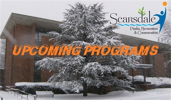 Winter Upcoming Programs Header