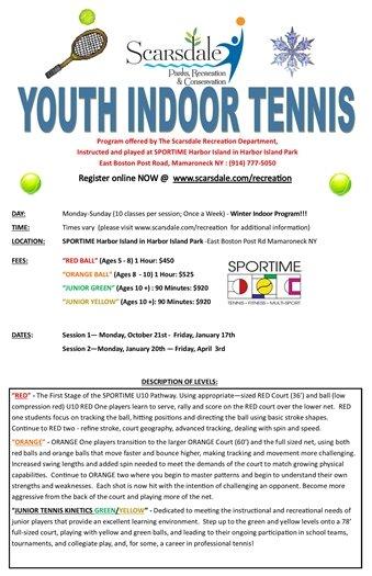 Youth Indoor @ Harbor Island