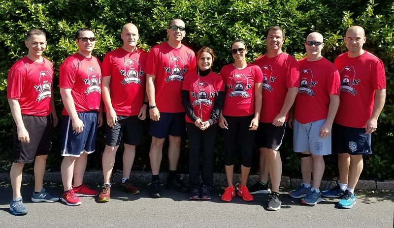 SPD 2017 Torch Run