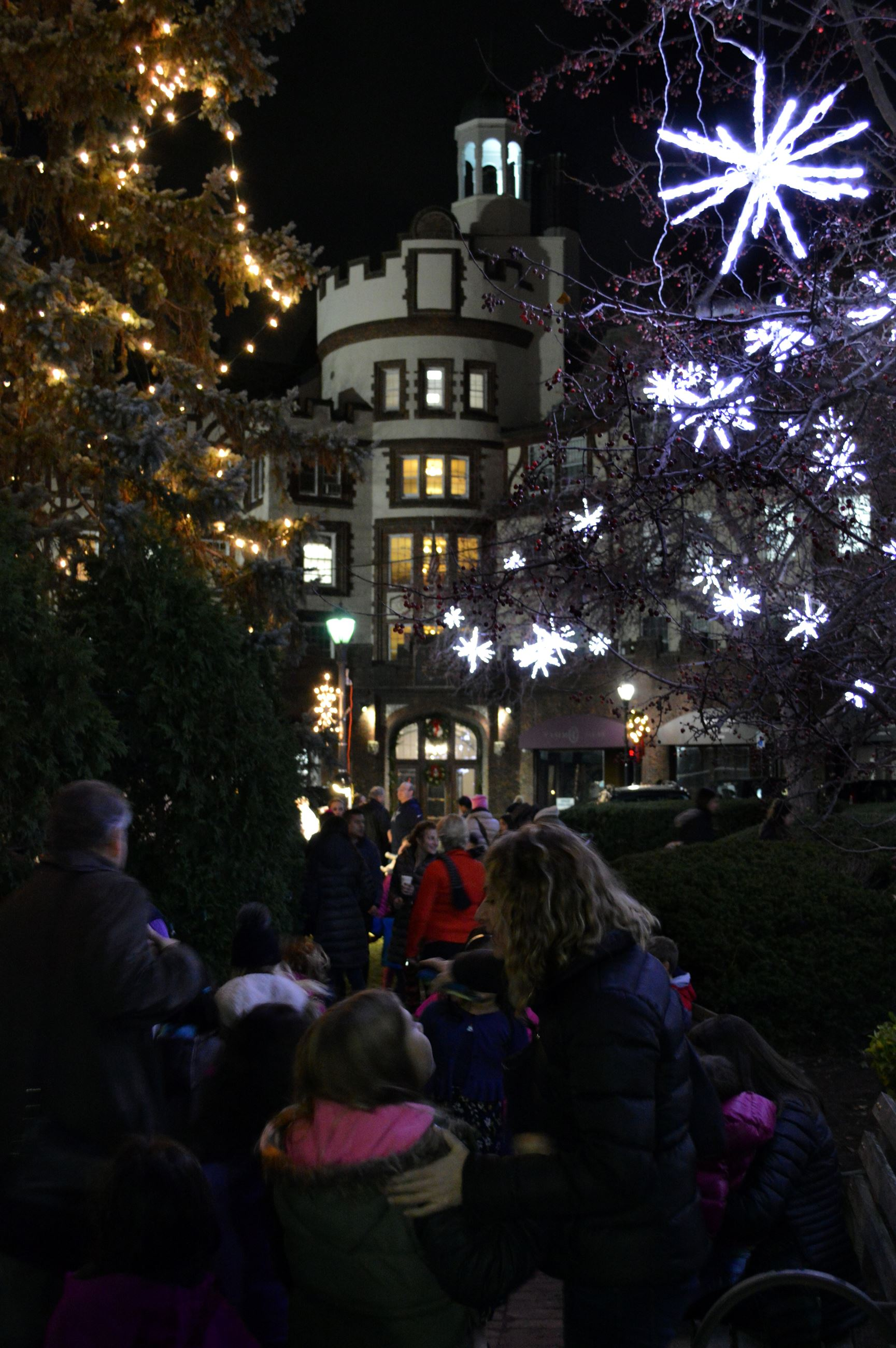 Boniface Circle Holiday Lights Attendees