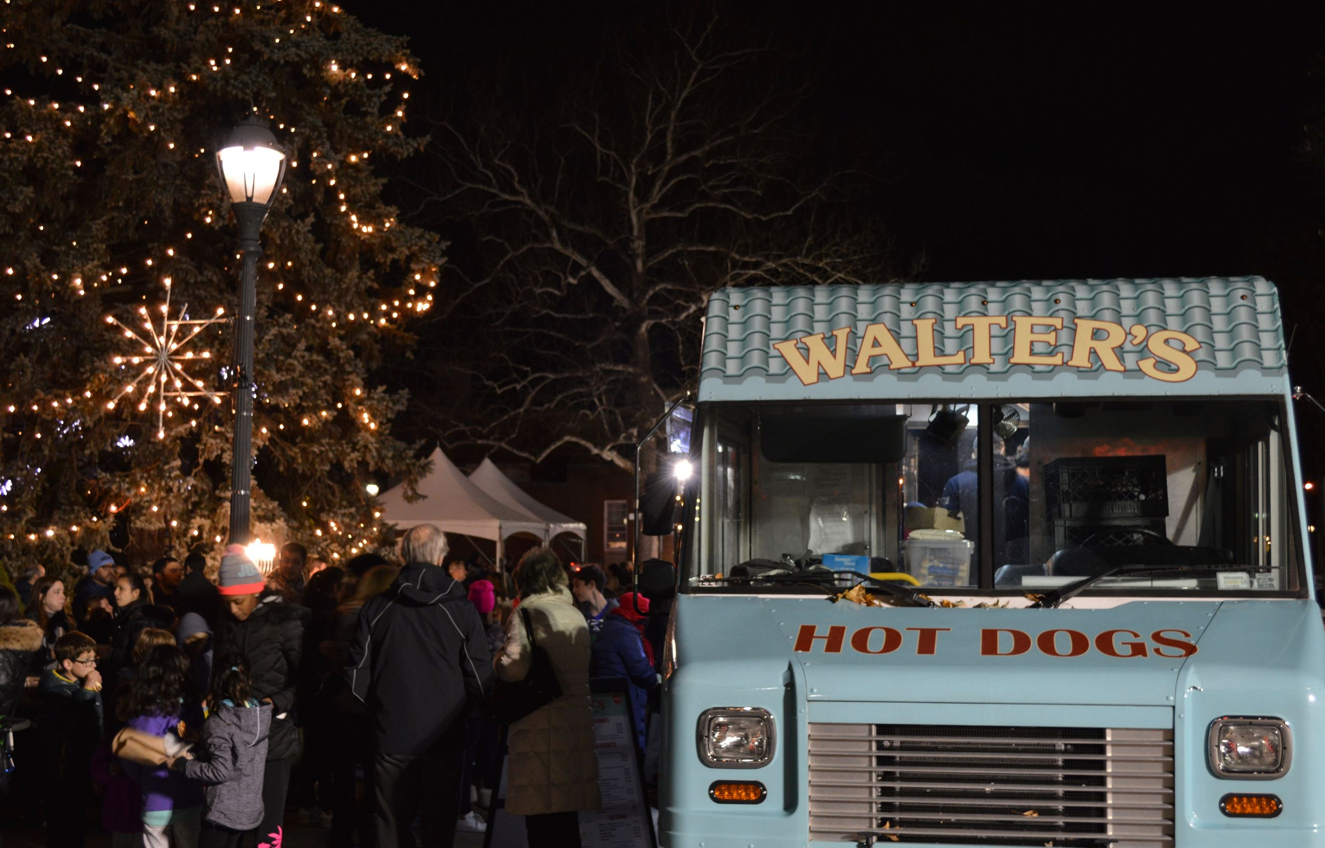 Walter's Hot Dog Truck