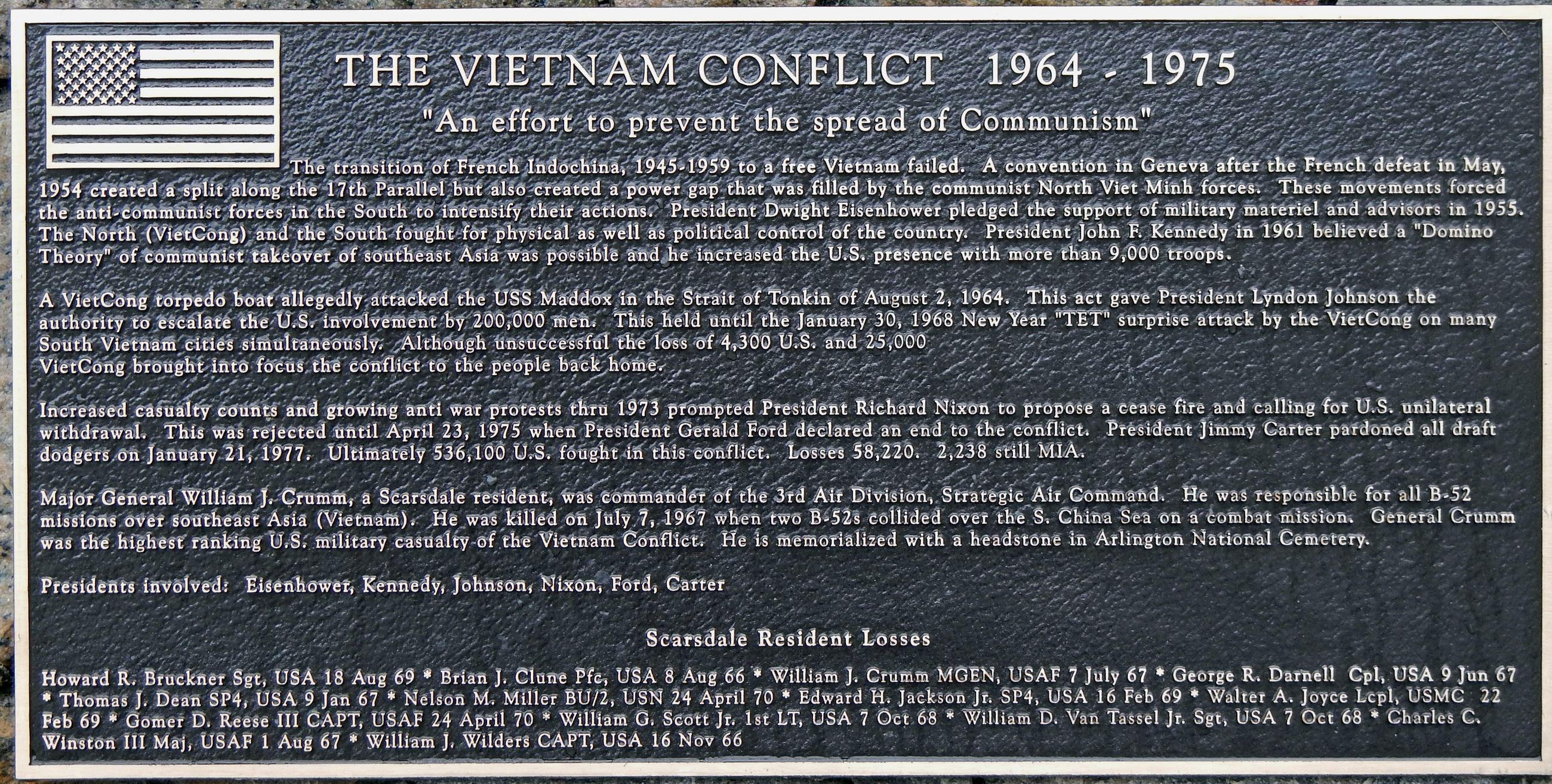Memorial Garden Monument - Vietnam (jpg)