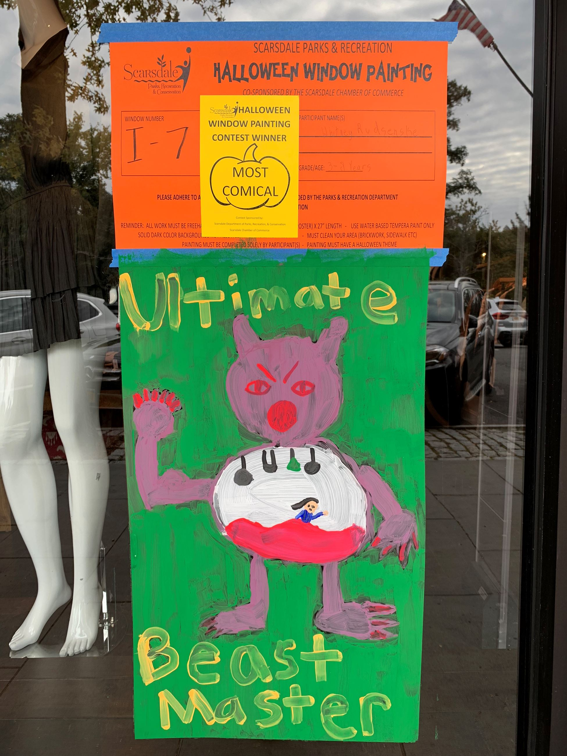 Halloween Window Painting 7 (jpg)