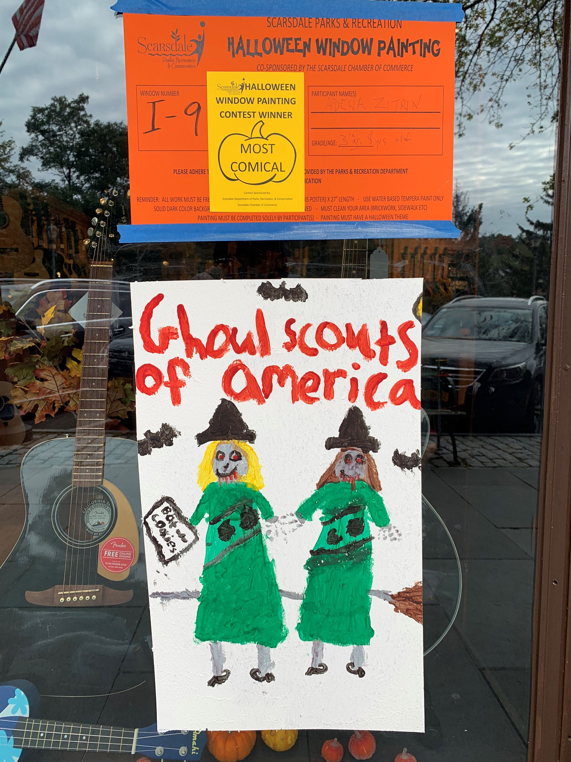 Halloween Window Painting 9 (jpg)
