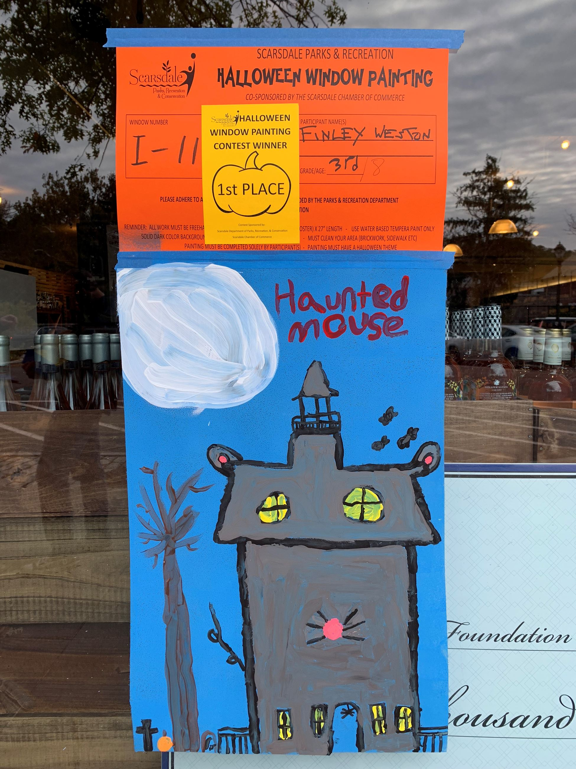 Halloween Window Painting 11 (jpg)