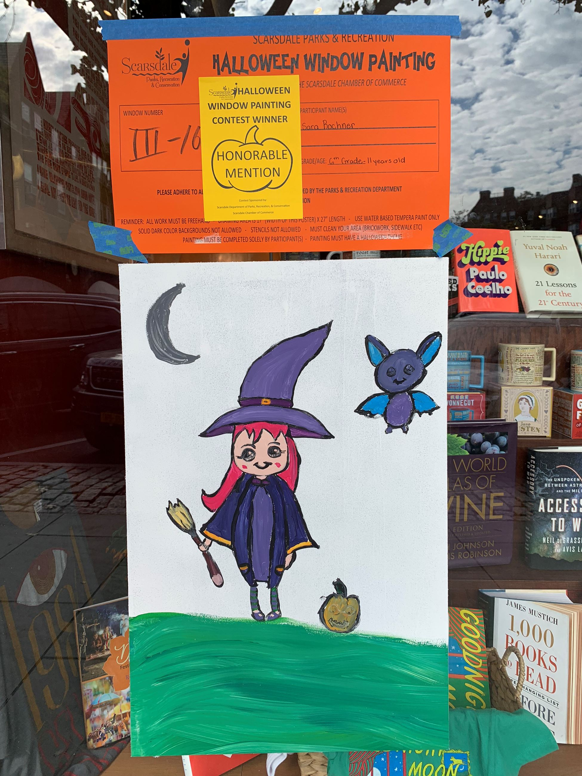 Halloween Window Painting 25 (jpg)