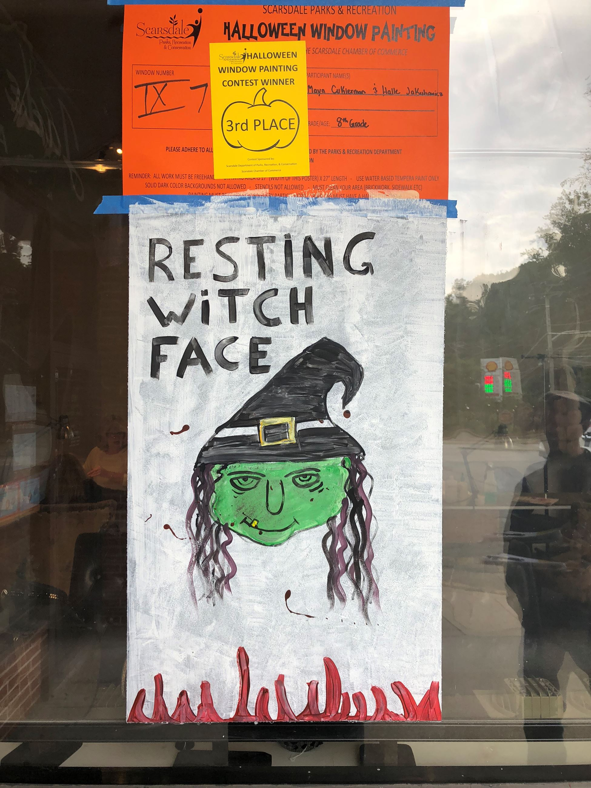 Halloween Window Painting 52 (jpg)