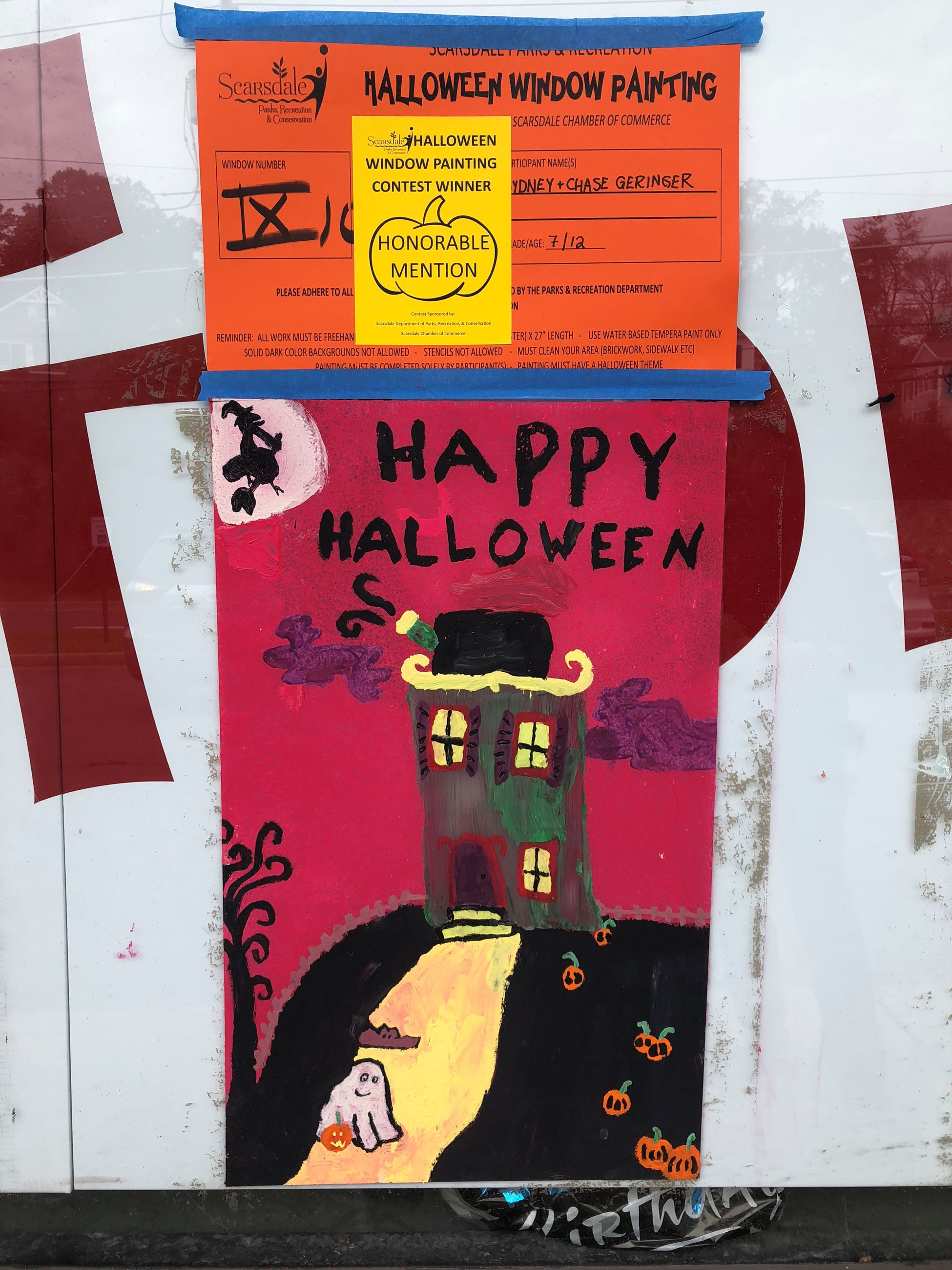 Halloween Window Painting 55 (jpg)