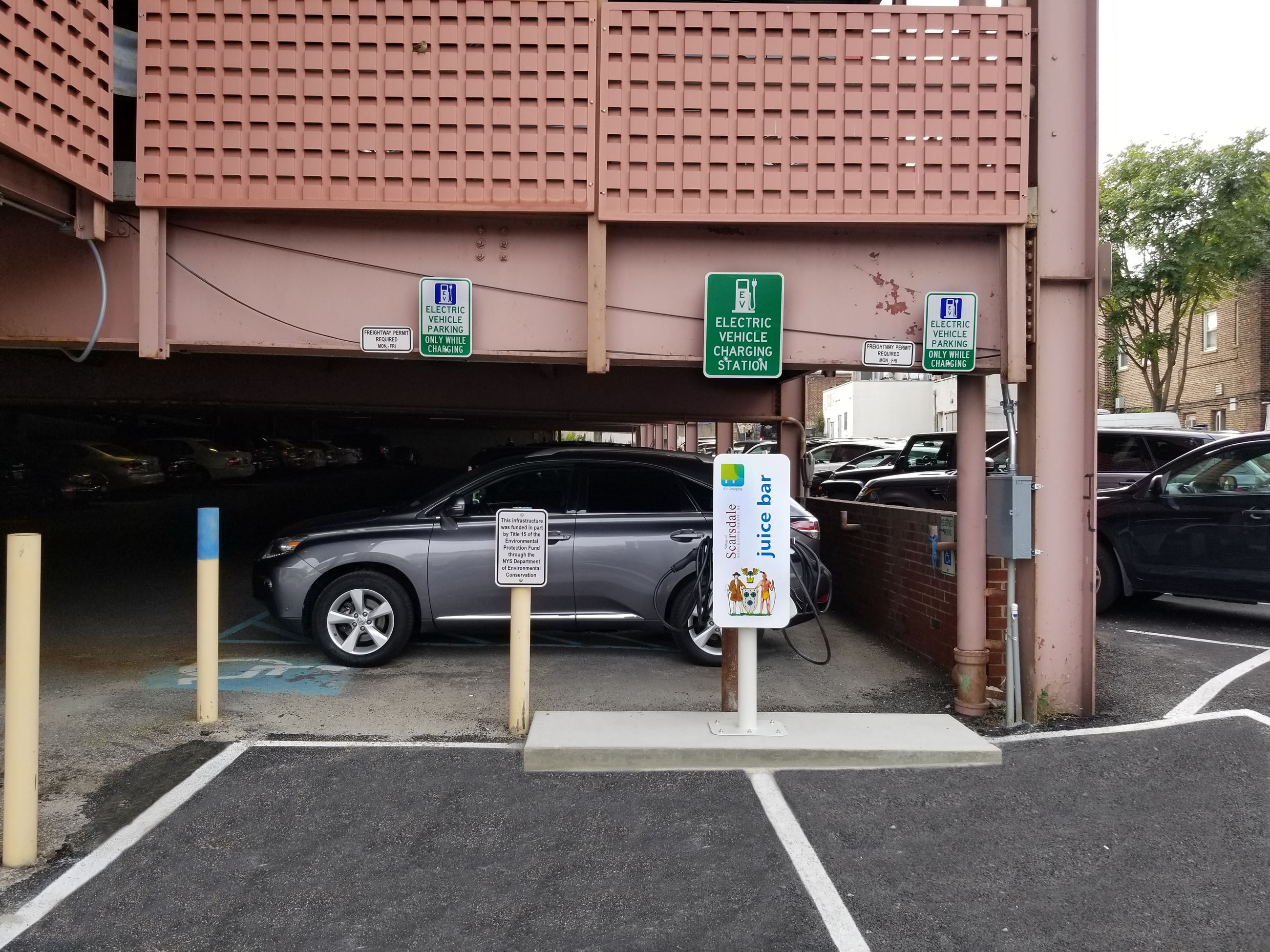 Electric Vehicle Charger (IMG)