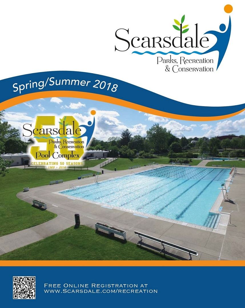 Spring-Summer Brochure Cover