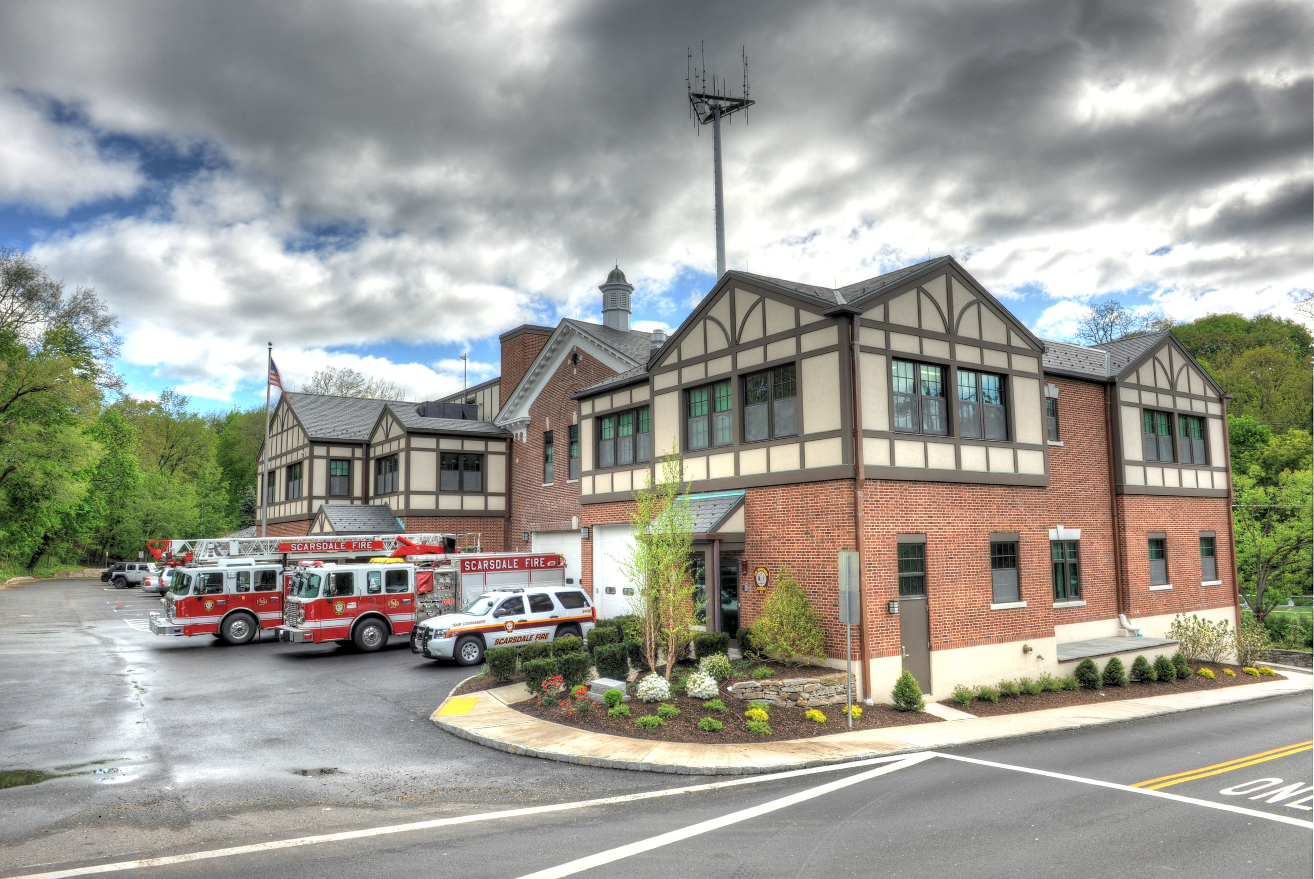 Fire Department Scarsdale NY - Map of new york state fire districts
